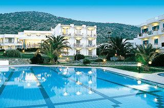 Kreta - Ariadne Beach in einer Außenansicht