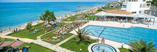Kreta - Ariadne Beach mit Blick auf den Pool und den Strand