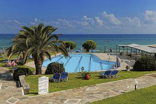 Kreta - Ariadne Beach mit Blick auf den Pool