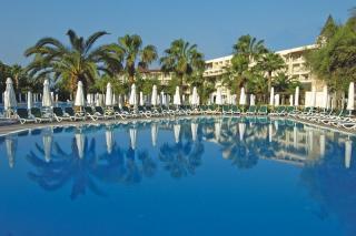 Türkei - Barut Hemera mit Blick auf den Pool