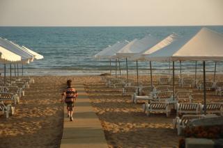 Türkei - Barut Hemera mit einem Bild vom Strand