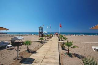 Türkei - Fame Residence Lara mit einem Eindruck vom Strand