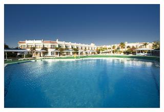 Ägypten - Grand Hotel Hurghada in einer Außenansicht