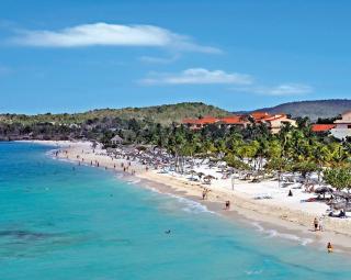 Kuba - Sol Rio De Luna y Mares in einer Gesamtansicht