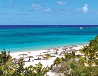 Kuba - Sol Rio De Luna y Mares mit blick auf den Strand