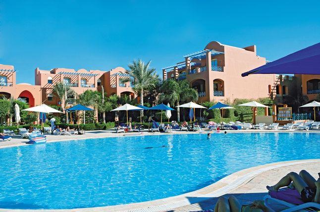 Ägypten - CLUB_MAGIC_LIFE_Sharm_El_Sheikh mit einem Blick auf die Anlage