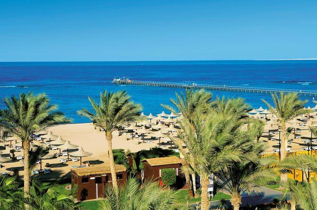 Ägypten - CLUB_MAGIC_LIFE_Sharm_El_Sheikh mit einem Strandblick