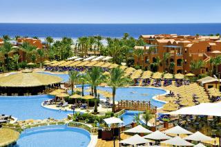 Ägypten - Club Magic Life Imperial in Sharm El Sheikh in einer Außenansicht