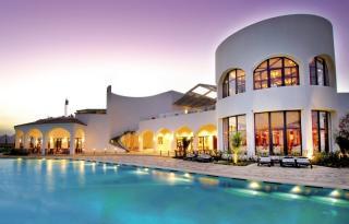 Ägypten - Reef Oasis Blue Bay Resort & Spa in einer Außenansicht
