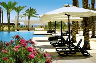 Ägypten - Reef Oasis Blue Bay Resort & Spa mit einem Blid vom Pool