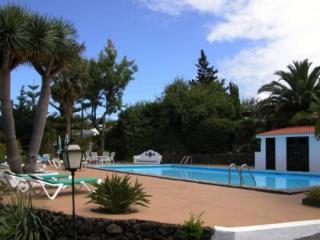 La Palma - App Miranda mit Blick auf den Pool