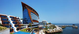 Türkei - Granada Luxury Resort & Spa in einer Außenansicht