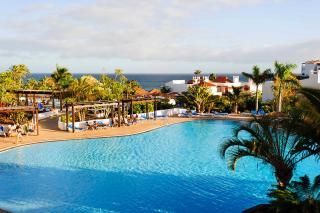 Fuerteventura - Esencia im Fuerteventura Princess mit Blick auf einen Pool