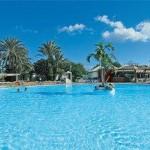 Gran Canaria - Cordial Sandy Golf mit Blick auf den Pool